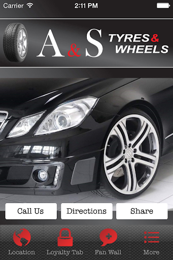 A S Tyres