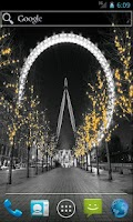 Screenshot of London City Light LWP