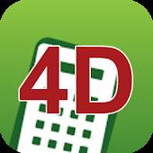 4D计算器