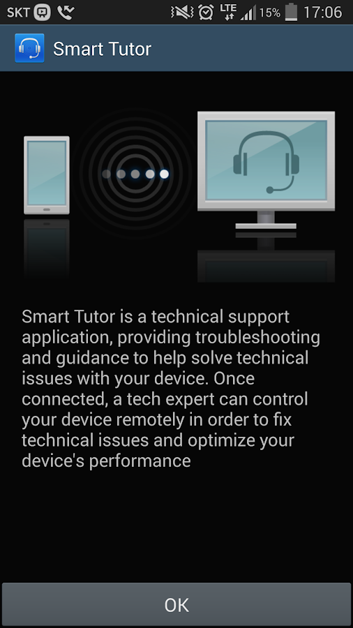Smart Tutor for SAMSUNG Mobile- screenshot