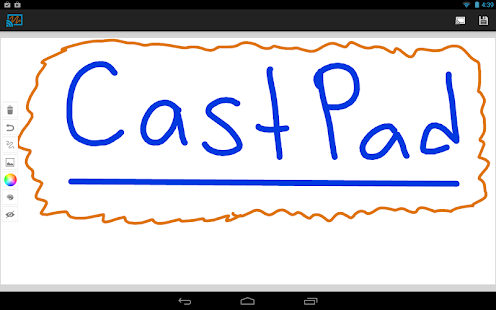 CastPad for Chromecast