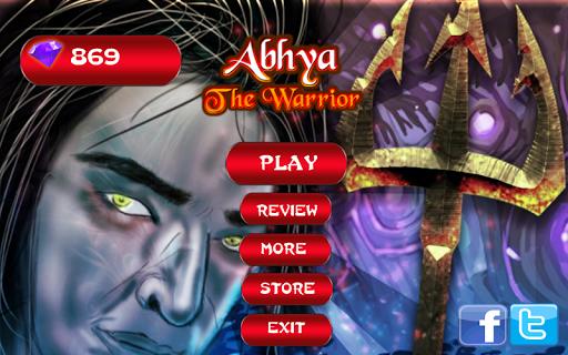 Abhya - The Warrior