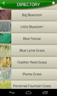 Midwest Ornamental Grasses- screenshot thumbnail