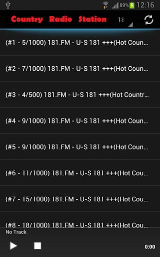 玩健康App Top Country Radio Stations免費 APP試玩