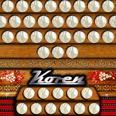 Koren pro3 - harmonika