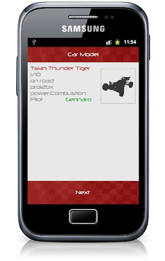 【免費生活App】RC Lap Telemetry-APP點子