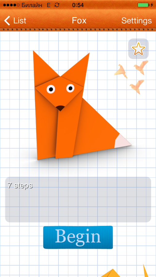 How to Make Origami Animals - Android Apps on Google Play - photo#50