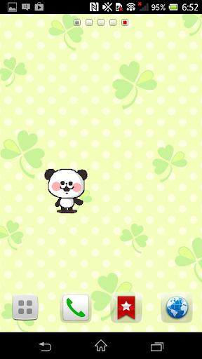 無料个人化Appのゆるパンダと遊ぼう|記事Game