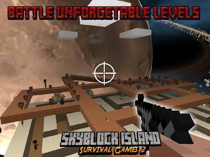SkyBlockアイランドX - サバイバルゲーム
