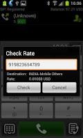 Screenshot of SoftCall + Cheapest Calls Ever