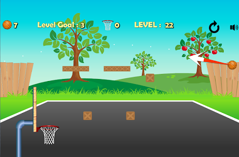 Basketball Trick Shots Game- screenshot thumbnail