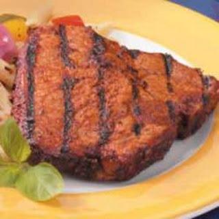 Southwest Summer Pork Chops.