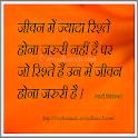 VIVEKANANDA THOUGHTS IN HINDI icon