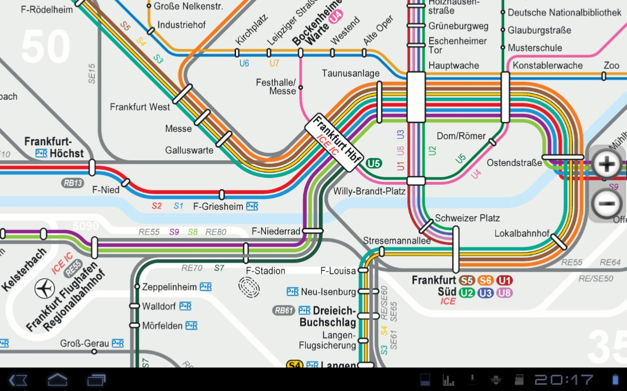 Frankfurt Subway Android Apps On Google Play