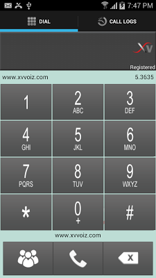 ExtraVoiz - screenshot