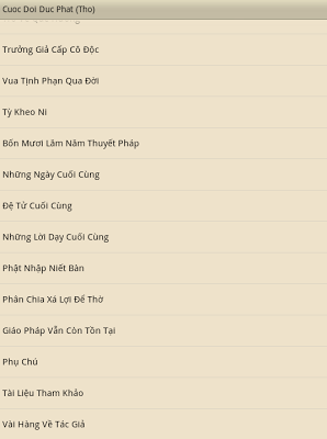 Cuoc Doi Duc Kinh Phat Giao - screenshot