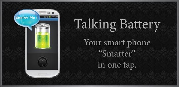 Talking Battery Widget Pro - говорящий виджет заряда батареи