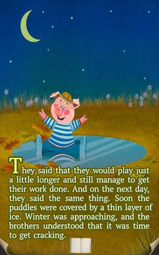 Three Little Pigs. Read Play