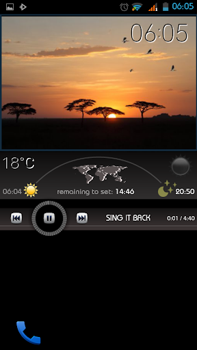 player meteo for zooper pro