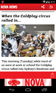Nova FM - screenshot thumbnail