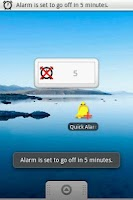 Screenshot of Quick Alarm Plus