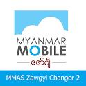 MMAS Zawgyi Changer 2 icon