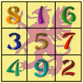 Magic Square Puzzle Games