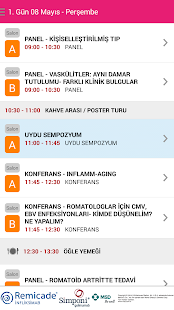 8. Anadolu Romatoloji Günleri - screenshot thumbnail