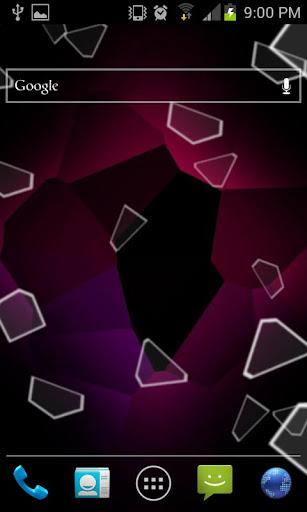 Pink Digital Rose Pro LWP