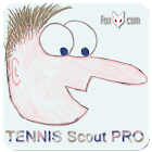 Tennis Scout PRO Score Keeper icon