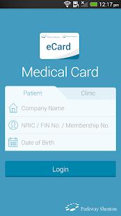 Shenton eCard screenshot