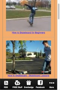 How To Skateboard screenshot 1