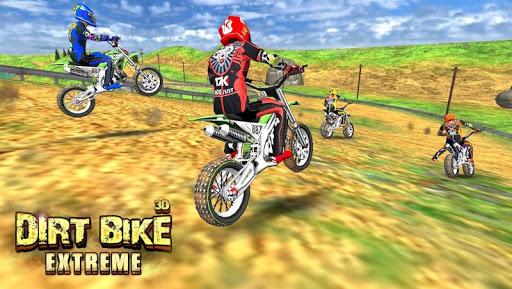 Dirt Bike Extreme 3D Game