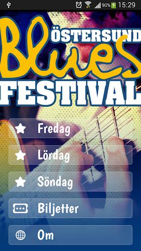 Östersund Bluesfestival
