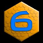 6 gon 3 icon
