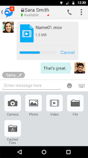 Cisco Jabber - screenshot thumbnail
