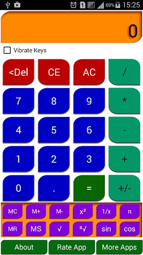 GenCalc Calculator