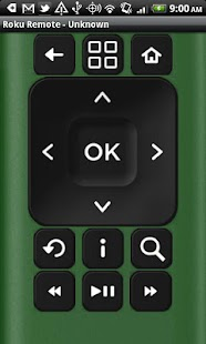 Remote for Roku- screenshot thumbnail