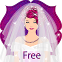 Dress up - Bride game icon