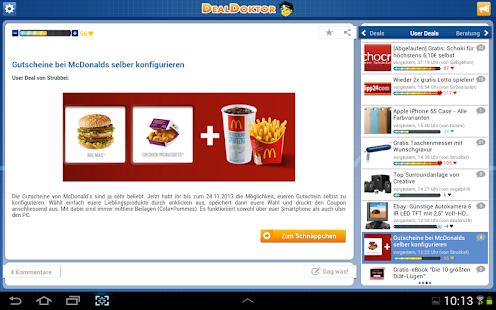 DealDoktor » Schnäppchen App Screenshot 27