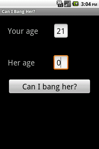 Can I Bang Her? - screenshot