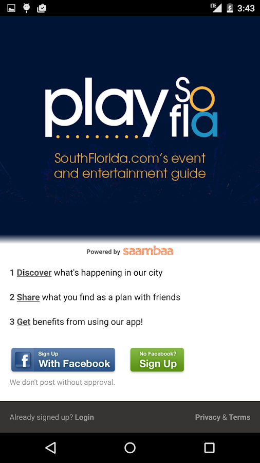 Play SoFla SouthFlorida.com- screenshot