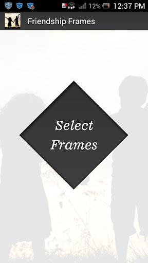 Friendship Frames