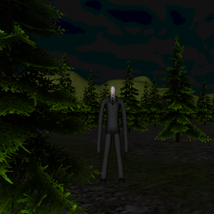 Slender Man: Silent Wood 街機 App Store-愛順發玩APP