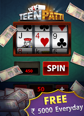Teen Patti Slots 1.3 screenshot 353799