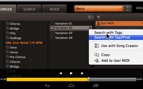Download Android App EZDrummer 2 Explored for Samsung ...