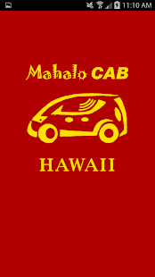 MahaloCAB LLC- screenshot thumbnail