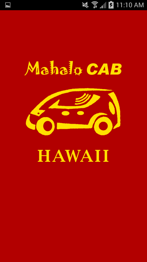 MahaloCAB LLC- screenshot