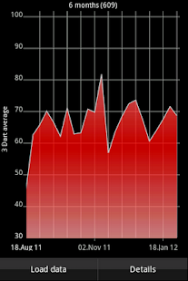 DartTrainer app- screenshot thumbnail