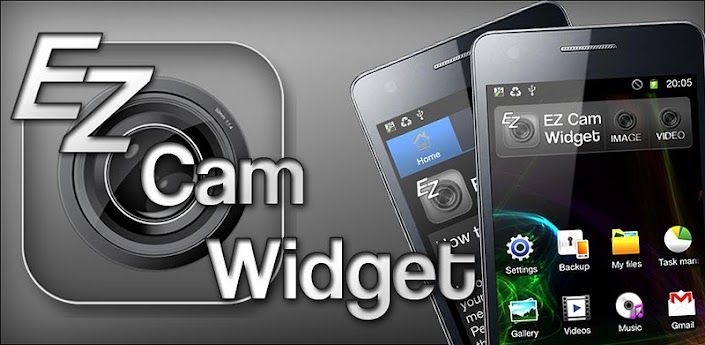 EZ Cam Widget